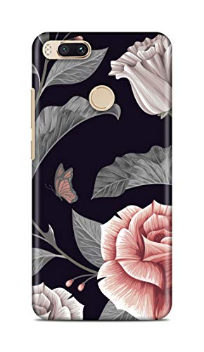 Shengshou Mobile Back Cover for Xiaomi Mi A1 Pattern ABC812M37264