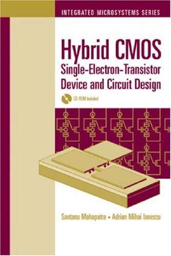 Hybrid CMOS Single-Electron-Transistor Device And Circuit Design-cover