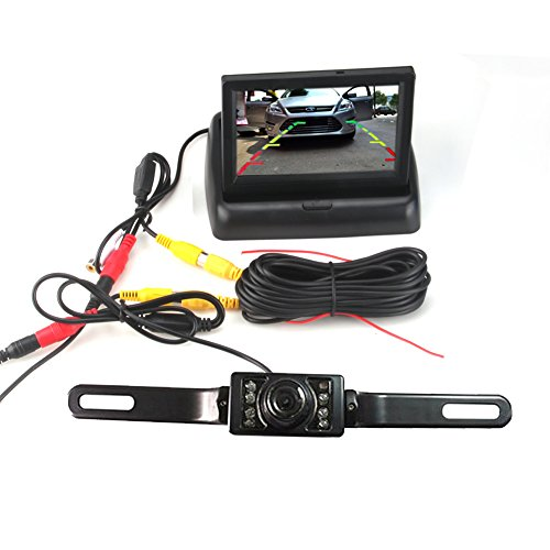 E best 4 3inch foldable Rearview Assembly product image