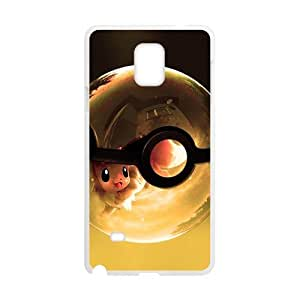 POKEMON lovely creature Cell Phone Case for Samsung Galaxy Note4
