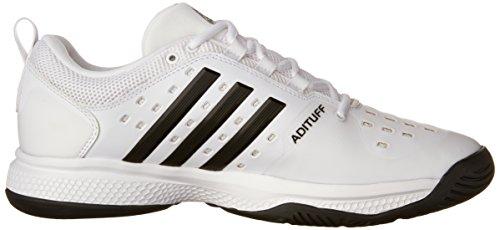 Adidas Barrikade Klassiske Bounce Tennissko Hvid / Sort / Hvid Un72Qjen26