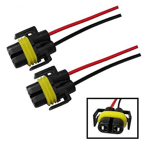Amazon iJDMTOY 2 H11 H8 880 881 Female Adapter Wiring – Kirk Wiring Harness