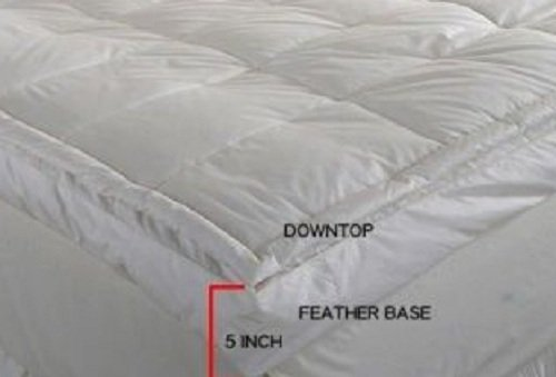 203d21088002b Feather Mattress Topper - Review   Top 3 Feather Toppers