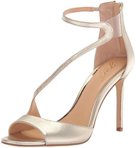 Womens Gold Sandal Badgley Tayler Heeled Jewel Badgley Mischka Mischka IFqSBwxw4z