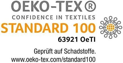 Träumeland A000066 Wash Matelas de berceau + 2 draps housse assortis Multicolore