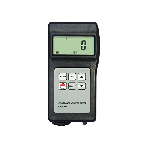 nduction Eddy Current F NF Probe Coating Thickness Meter Gauge Analyzer 0 ~ 1250 um (Eddy Current Probe)