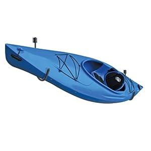 RAD Sportz Kayak Wall Hangers 100 LB Capacity Kayak Storage For Garage or Shed