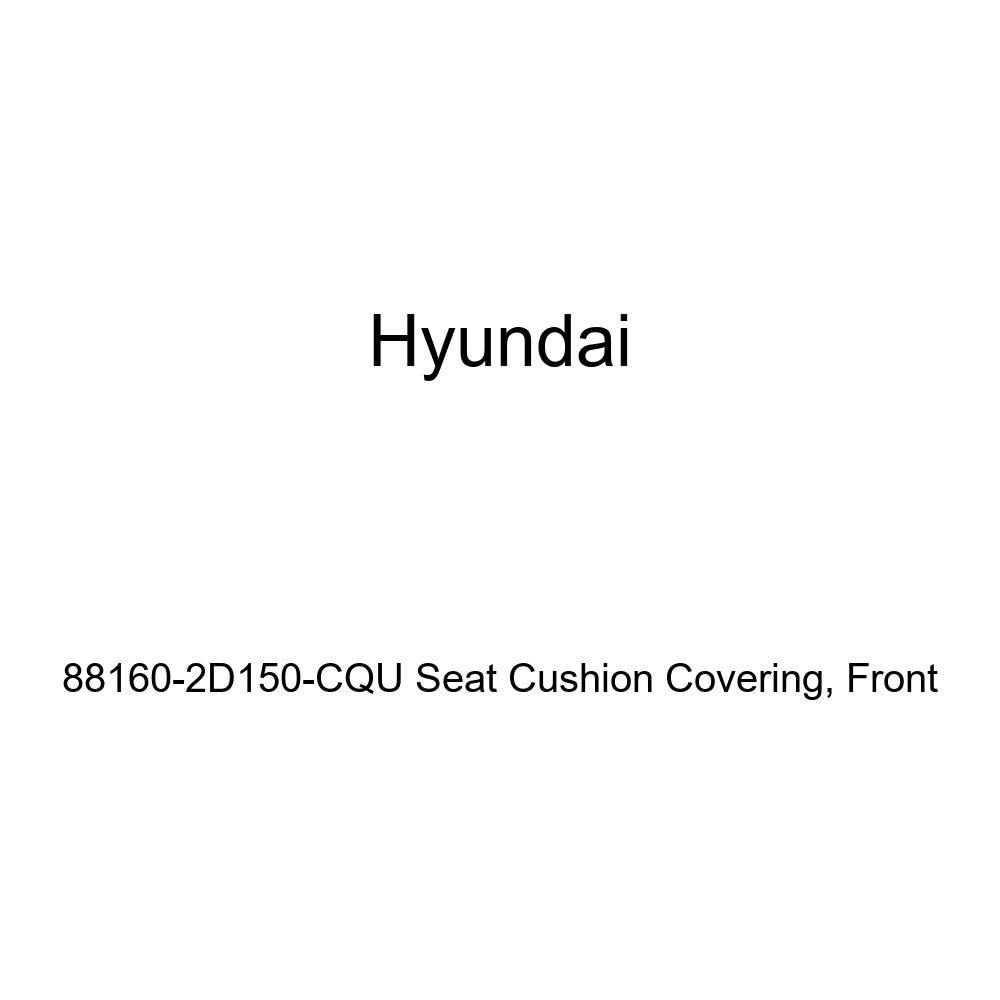 Genuine Hyundai 88160-2D150-CQU Seat Cushion Covering Front