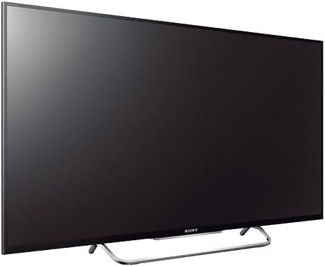 Sony KDL-50W829B 50 Full HD Compatibilidad 3D Smart TV WiFi Negro - Televisor (Full HD, A++, 16:9, 14:9, Zoom, 1080i, 1080p, 480i, 480p, 576i, 576p, 720p, 1000000:1 ...