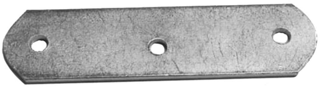 Piastra per rulli basculanti English: Plate for swinging rollers Osculati
