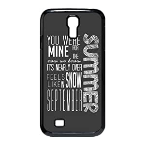 Custom One Direction Hard Back Cover Case for Samsung Galaxy S4 CF-46