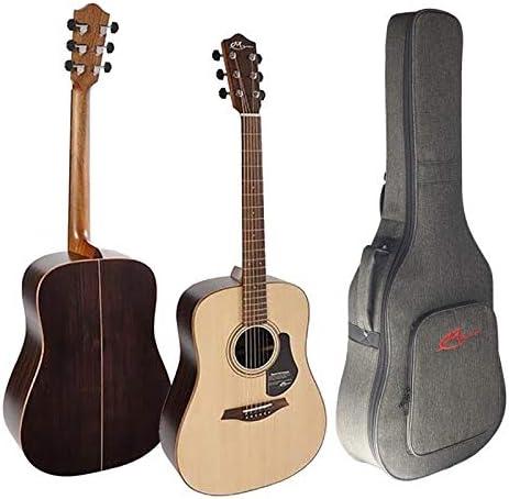 Guitarra Acústica Mayson ESD/50 - Dreadnought mate - Incluye Funda: Amazon.es: Instrumentos musicales