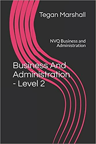 business admin nvq level 2 answers