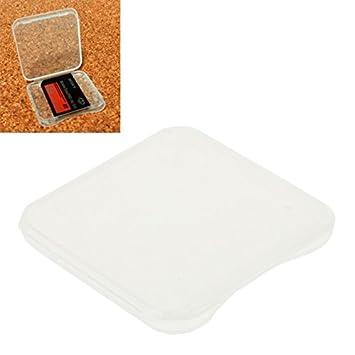 para Tarjeta de Memoria Zqq 100pcs Transparente plástico ...