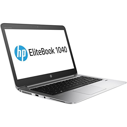 HP Elitebook Folio 1040 G3 Notebook PC (V1P90UT) Energy Star, Intel Core i5-6200U, 8GB RAM, 256GB SSD, Win10 DG Win7