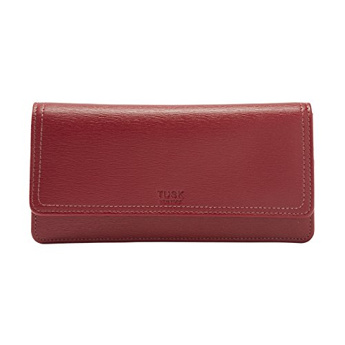 TUSK Women's Madison Gusseted Clutch Wallet (Tusk Apparel)