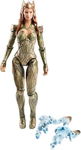 DC Comics Multiverse Justice League Mera Figure, 6
