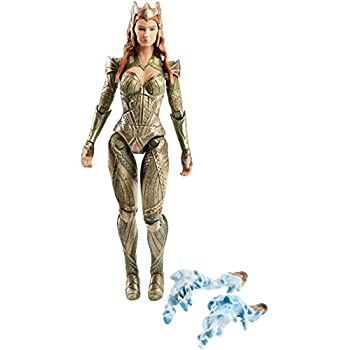 """DC Comics Multiverse Justice League Mera Figure, 6"""""""