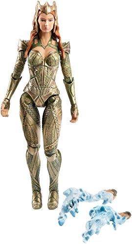 DC Comics Multiverse Justice League Mera Figure, 6