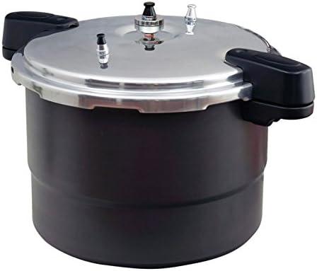 Granite Ware Pressure Canner Cooker Steamer, 20-Quart