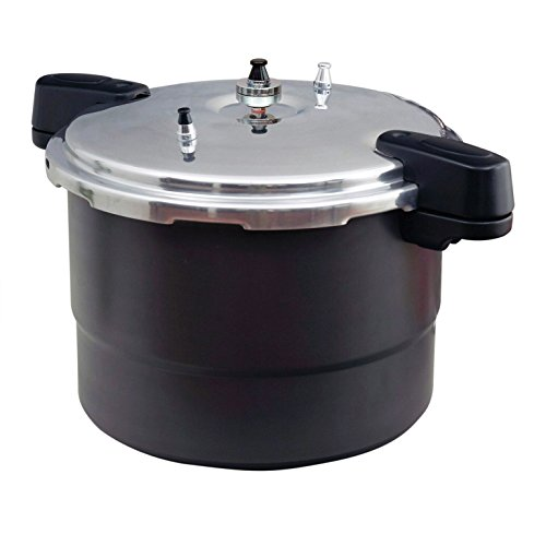 Granite Ware Pressure Canner/Cooker/Steamer, 20-Quart by Granite Ware