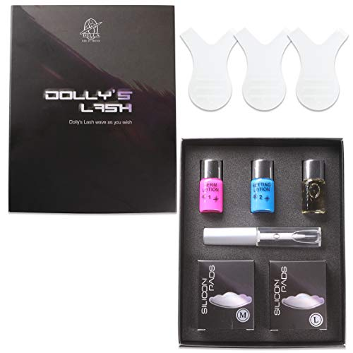 Dolly's Lash Lift Eyelash Wave Lotion Premium Quality Perm Kit - #1 Choice for Professional Curling, Perming, Lifting etc.