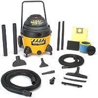 Shop-Vac 9623910 2.5-Peak Horsepower Industrial Wet/Dry Vacuum, 16-Gallon
