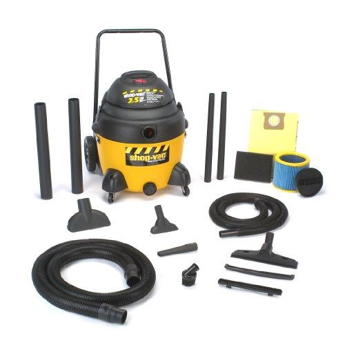 Shop-Vac 9623910 2.5-Peak Horsepower Industrial Wet/Dry Vacuum, 16-Gallon by Shop-Vac