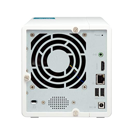 QNAP TS-351 (4GB RAM) 3-Bay Personal Cloud NAS Ideal for RAID5 Storage Processors (TS-351-4G-US) by QNAP (Image #6)