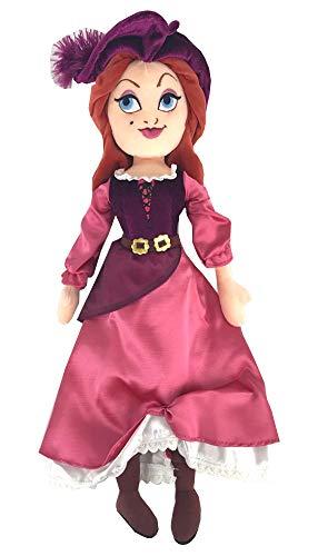 Disney Parks Pirates of The Caribbean Redd Redhead Plush Doll 18 inch (Best Pirates Of The Caribbean)
