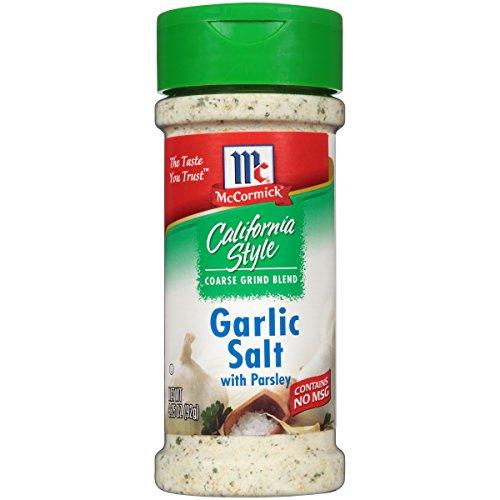 Price comparison product image McCormick California Style Garlic Salt, 3.25 Ounce