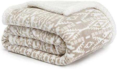 Eddie Bauer Oyster Sherpa Plush product image