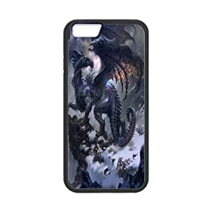"""Dragons Pattern Plastic Hard Case For Apple Iphone 6,4.7"""" screen Cases TPUKO-Q765988"""