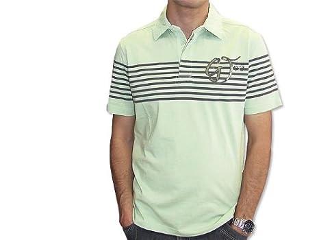 frische Stile am billigsten bester Preis GIN TONIC Poloshirt in Hellgrün - Poloshirt kurzarm - grün ...