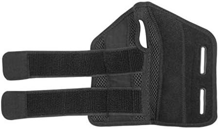 Exceart Handgelenkstütze Handstütze für Männer Frauen Sportverletzungen Schmerzlinderung Handgelenkschutz (Rechtes Armband L)