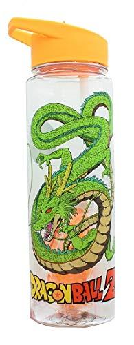 JUST FUNKY Dragon Ball Z Shenron Water Bottle w/ Molded Ice Cubes (Dragon Bottle Water Z Ball)