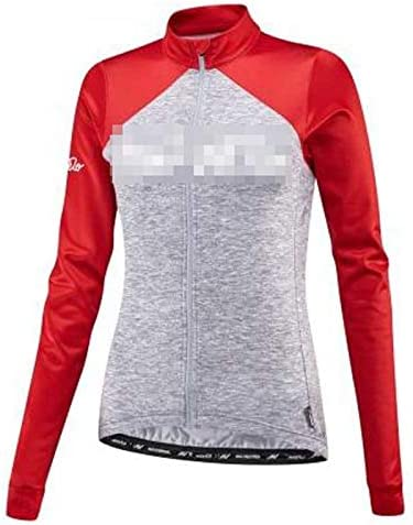 ZWW Nuevo Verano de Las Mujeres de Manga Larga Ciclismo Jersey Montaña Camisa al Aire Libre