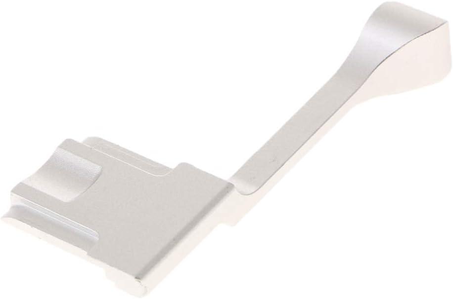 Metal Thumb-up Grip for FujiFilm X100F X100T X70 X30 X-Pro2 X-Pro1 Silver