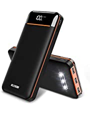 Power Bank 25000mAh Portable Charger Battery