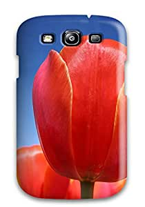 Galaxy S3 YwiHwde8848ZeRAO K Wallpapers Flowers Tpu Silicone Gel Case Cover. Fits Galaxy S3