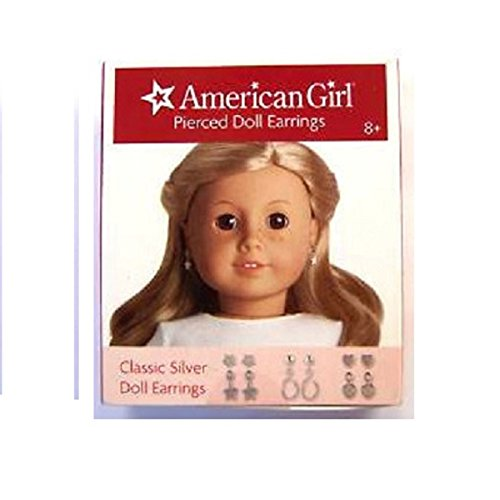 Doll Earrings - American Girl Pierced Doll Earrings