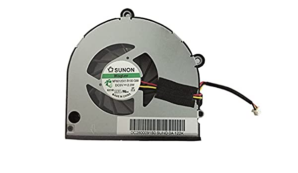 Amazon.com: Laptop cpu cooling fan for Packard Bell EasyNote TM81 TM82 TM85 TM86 TM87 TM89 TM93 TM94 KSB06105HA: Computers & Accessories