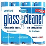 Best Glass Cleaners - Sprayway Glass Cleaner (19oz, 4pk.) Review