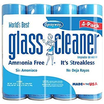 Sprayway Glass Cleaner (19oz, 4pk.)