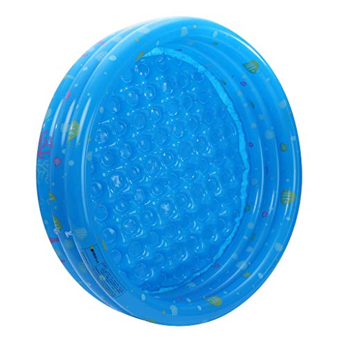 HKDGID Shipped from The US, Inflatable Kiddie Pool, Ball Pool, Family Kids Water Play Fun in Summer 31In/39In/59In (M)