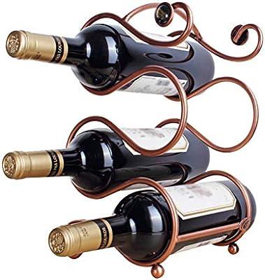 Alf cuelga Copas Vino Estante Europeo del Vino del Hierro labrado ...