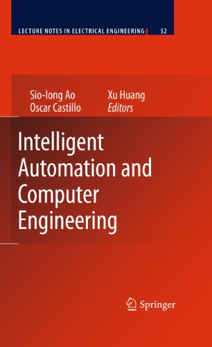 Download Intelligent Automation and Computer Engineering: 52 (Lecture Notes in Electrical Engineering) Pdf