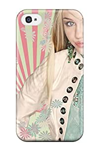TYH - 6641419K59936655 Hot New Miley Cyrus Full Case Cover For ipod Touch 4 With Perfect Design phone case