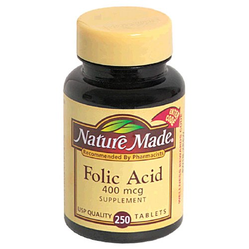nature made folic acid - 2