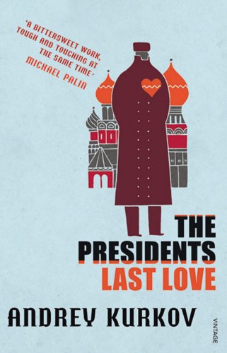 Book cover for The President's Last Love
